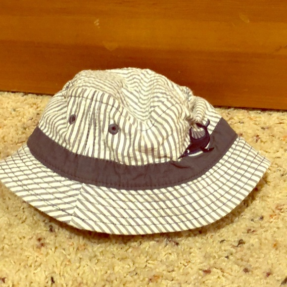 Gymboree New Candy Apple Sun Hat 0-12 Months NWT